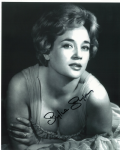 Sylvia Syms from The Queen British Screen Legend signed autograph 8 by 10, 10440